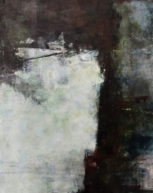 Dark Passage by Mary Mendla