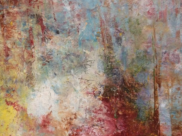Enchanted Forest by Mary Mendla