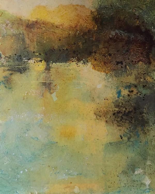 At the Lake, I by Mary Mendla