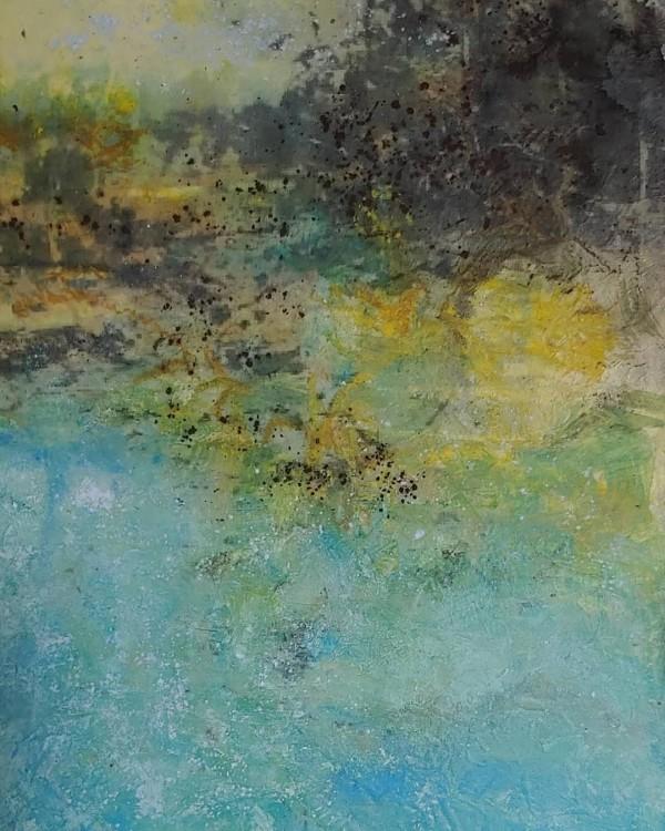 At the Lake, II by Mary Mendla