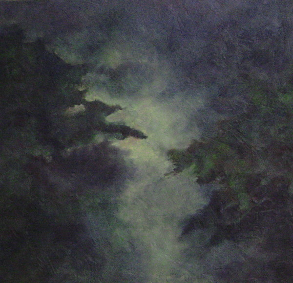 Night Visions by Mary Mendla