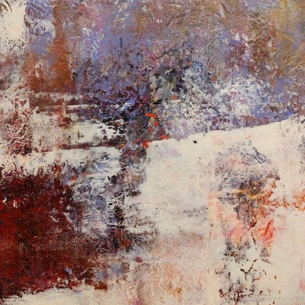 The Colors of White, II by Mary Mendla