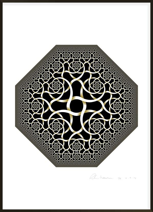 Entanglement II #3 of 8 by Richard Hassell