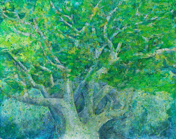Rain Tree by Kit Hoisington