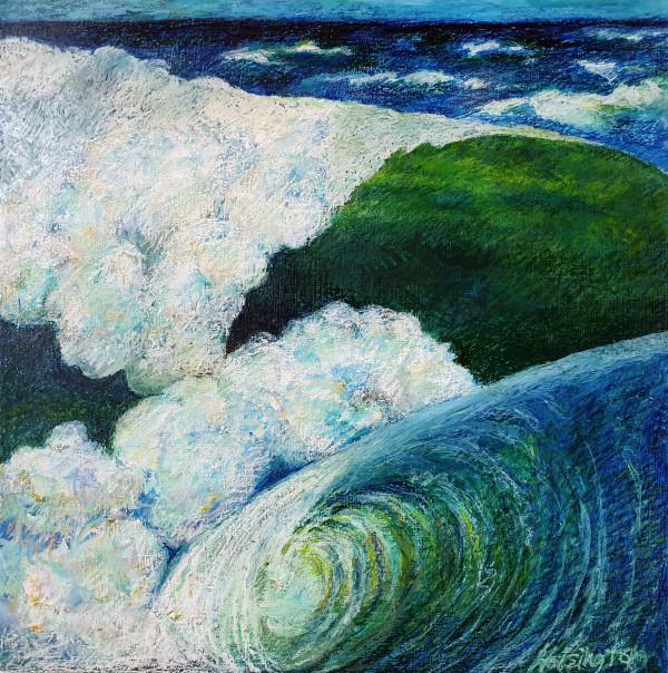 Dream of Wave Mountain by Kit Hoisington