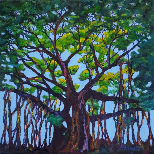Banyan Colours by Kit Hoisington