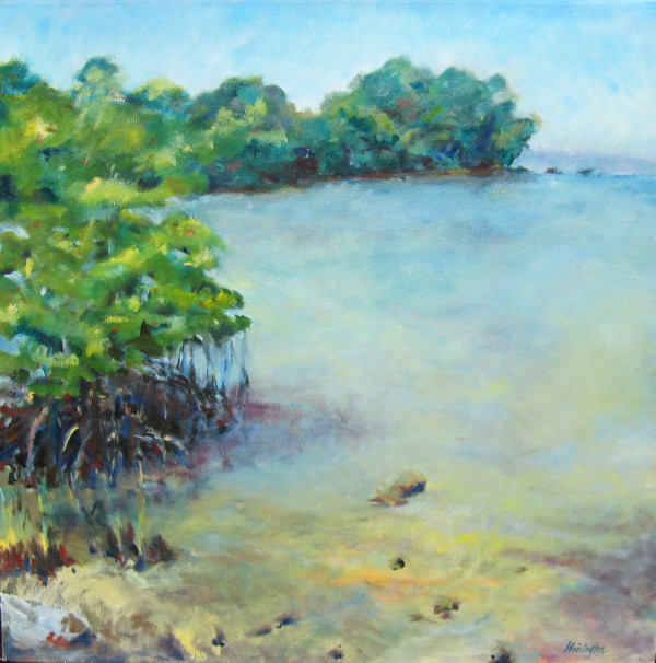 Caloosahatchee River by Kit Hoisington