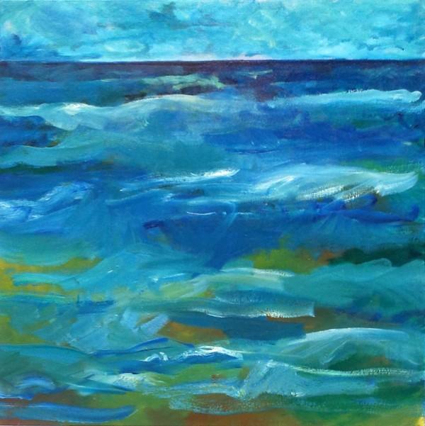 Ocean Deep by Kit Hoisington