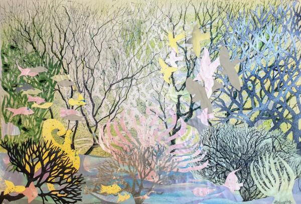 Sea Fans and Tree Fans by Kit Hoisington