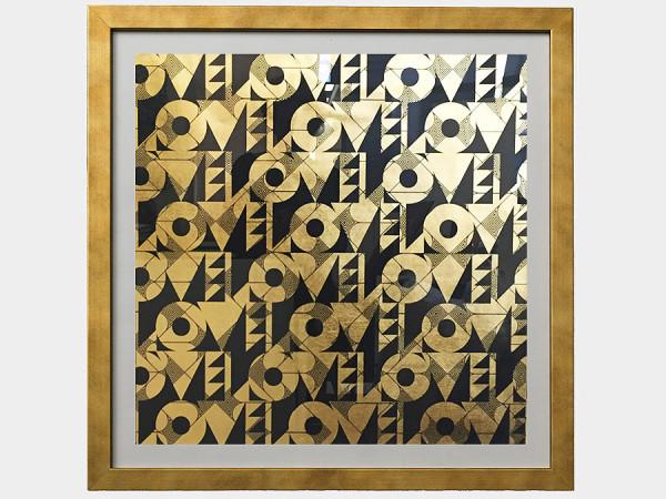 Love & Arrows I by Lisa Hunt