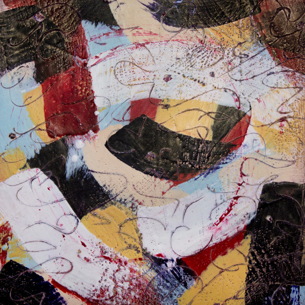 Instances: Conversation with Myself by Lisa Sisley-Blinn