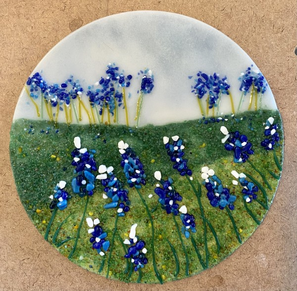 Bluebonnet Fields Forever by Cindy Cherrington