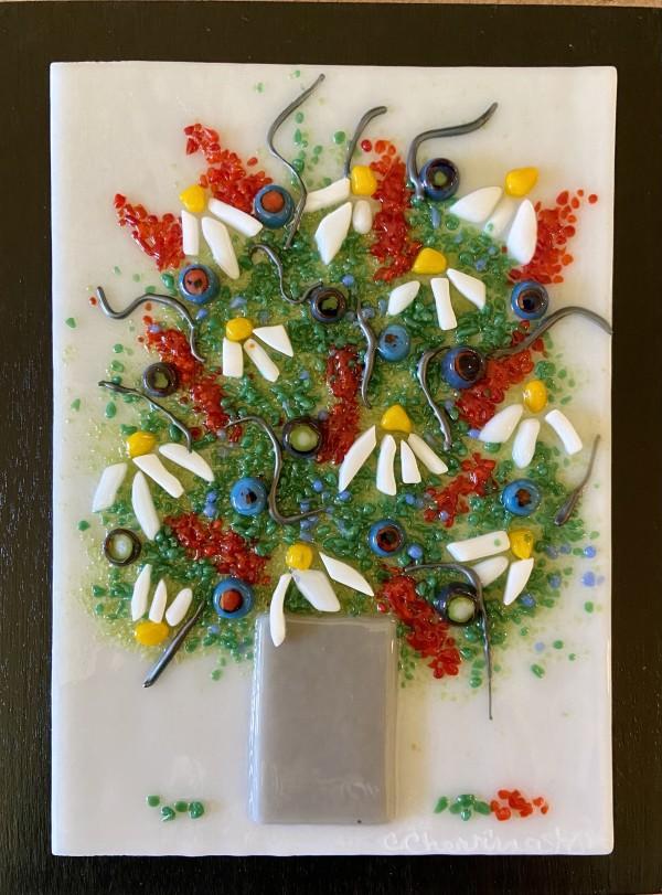 Petals & Prose -Flower Bouquet Series by Cindy Cherrington