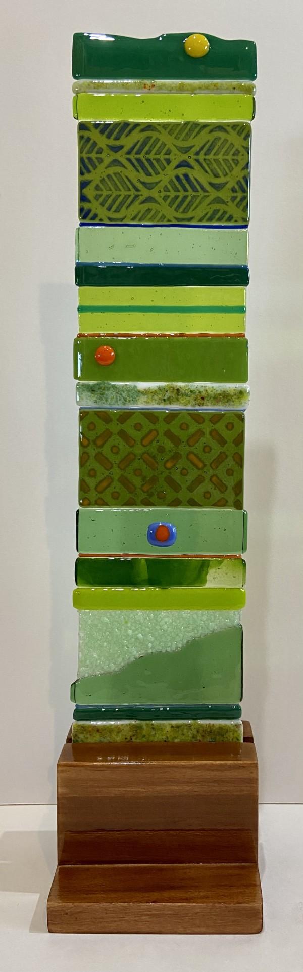 Green Elements by Cindy Cherrington