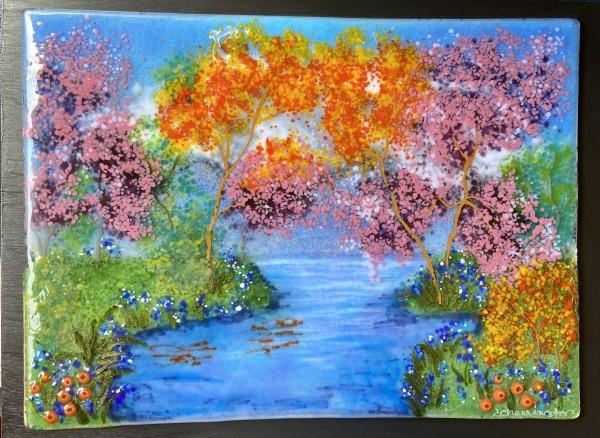 Spring in Full Bloom by Cindy Cherrington