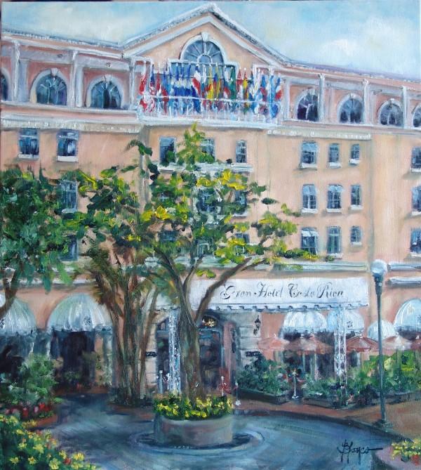 Gran Hotel Costa Rica by Jeannina Blanco