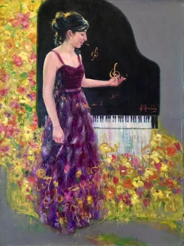 Maddy by Jeannina Blanco