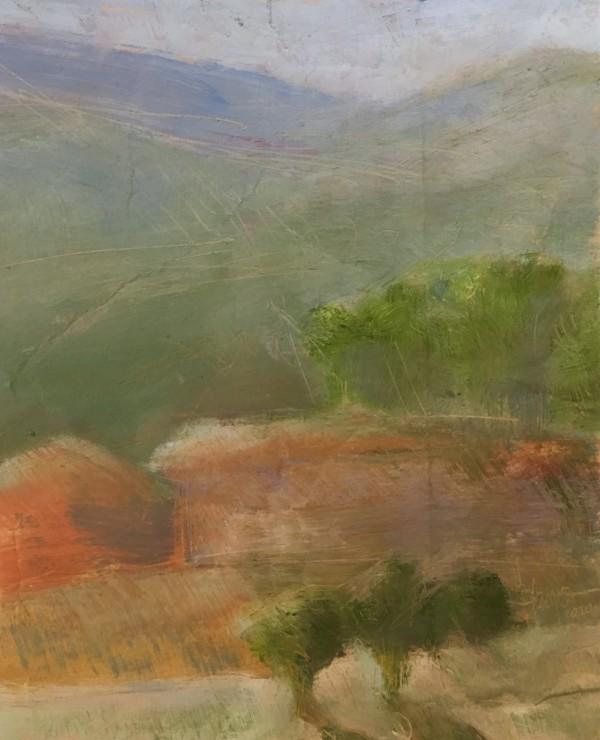 Study after Dawn Whitelaw by Jeannina Blanco