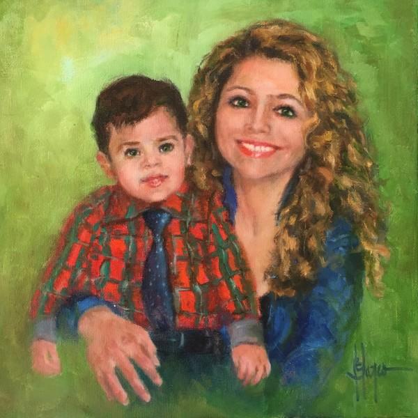 Amor eterno by Jeannina Blanco