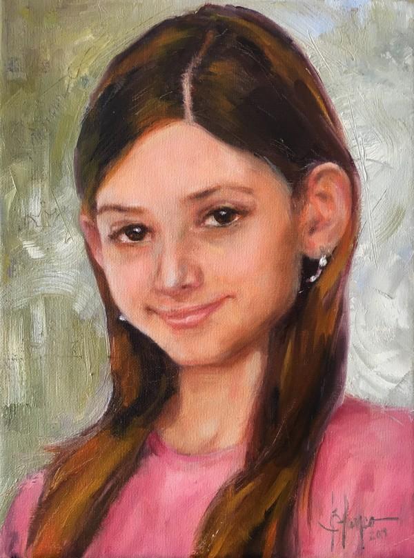 Princesa by Jeannina Blanco