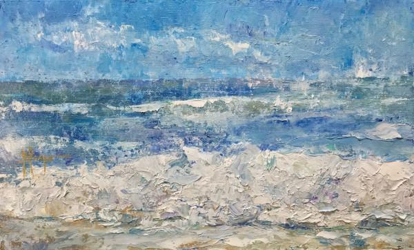 Olor a mar by Jeannina Blanco