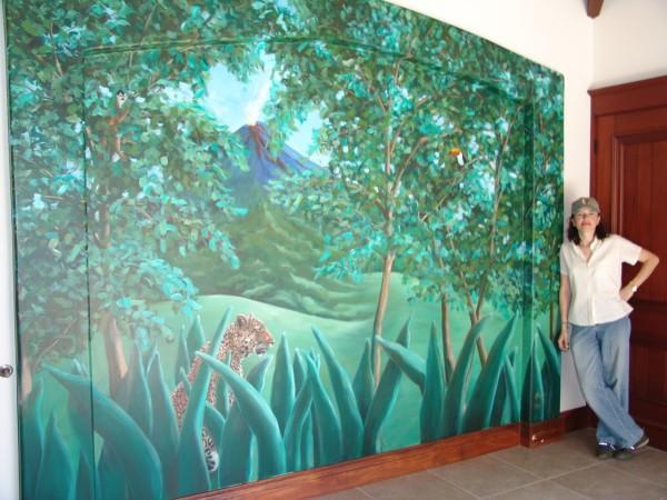 Jack's Wall by Jeannina Blanco