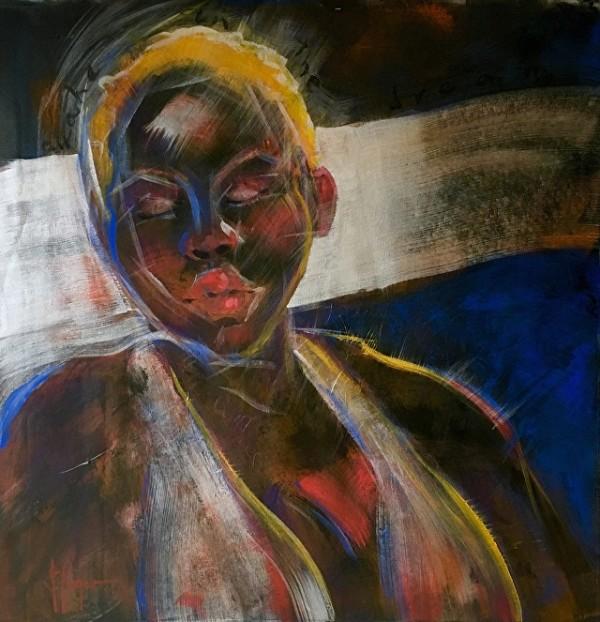 Awake in the dream by Jeannina Blanco