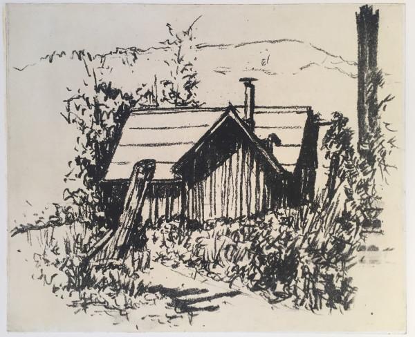 Alpers Cabin by Ben Bull