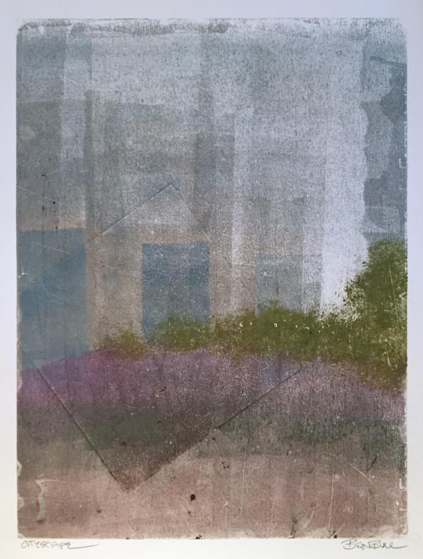 Cityscape by Ben Bull