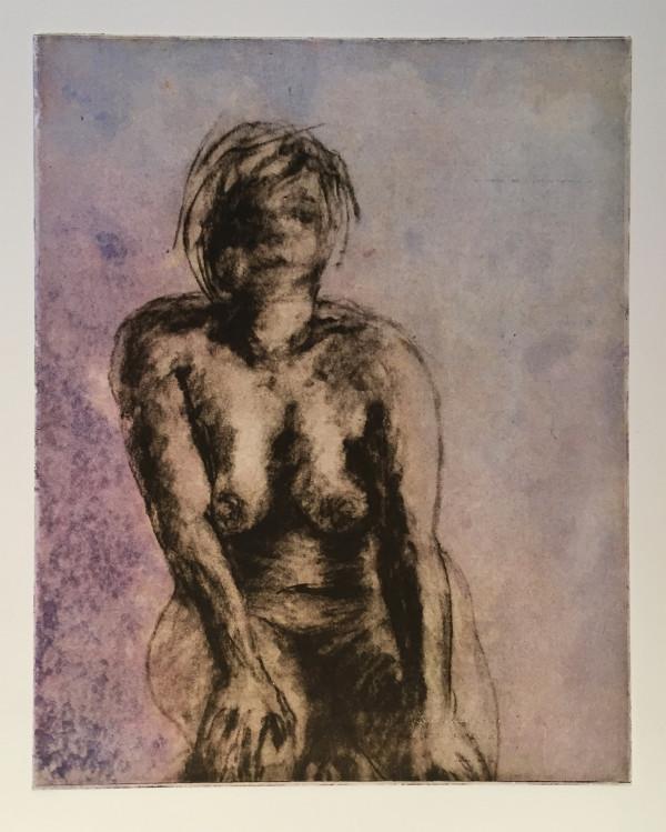 Girl - purple-tan by Ben Bull
