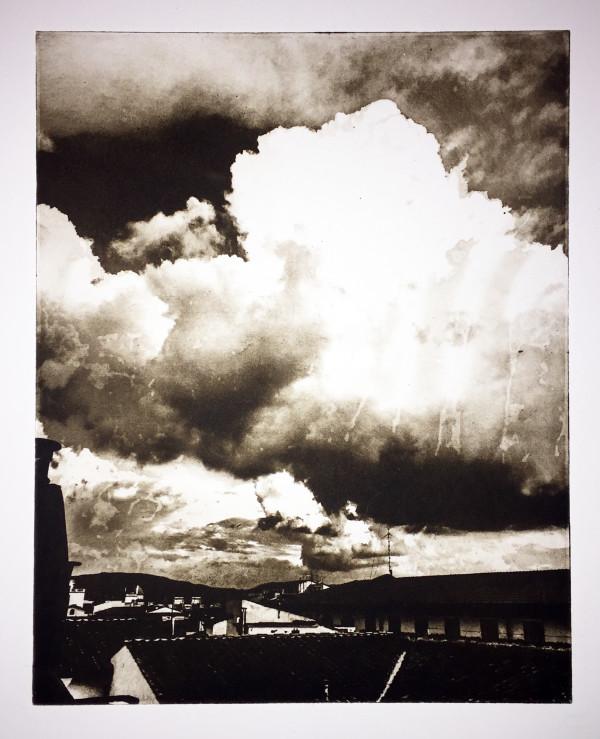 Turbulent Firenze by Ben Bull