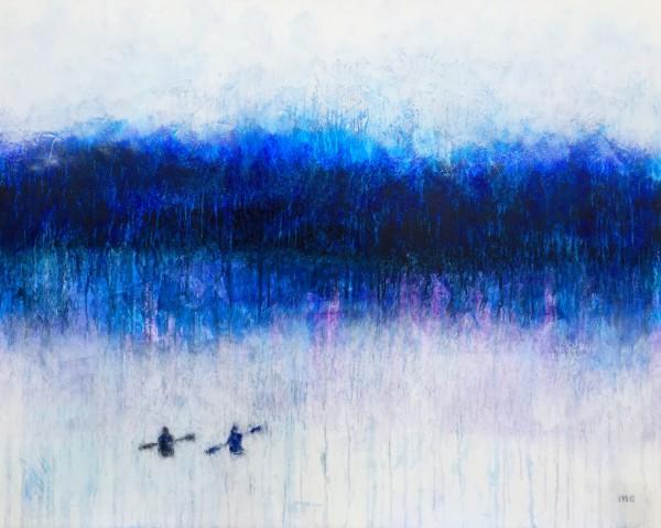 Morning Stillness by Marianne Enhörning