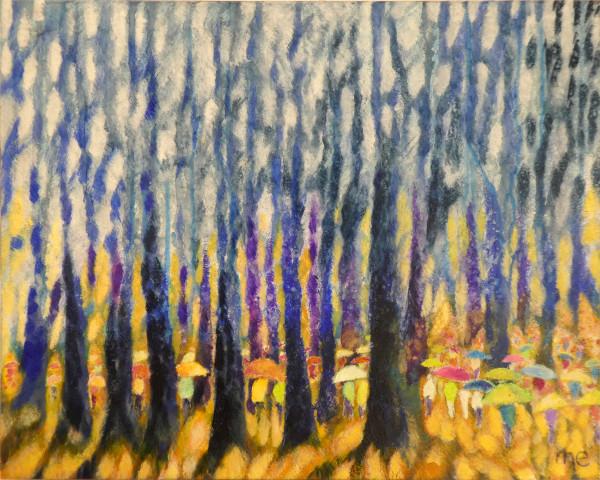 Hiding in Full Colour by Marianne Enhörning