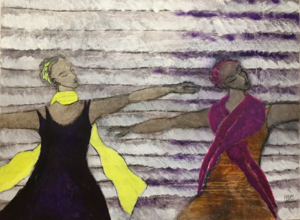 Dancing the Ancestors Dance by Marianne Enhörning