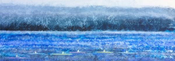 Wind Over Waves by Marianne Enhörning
