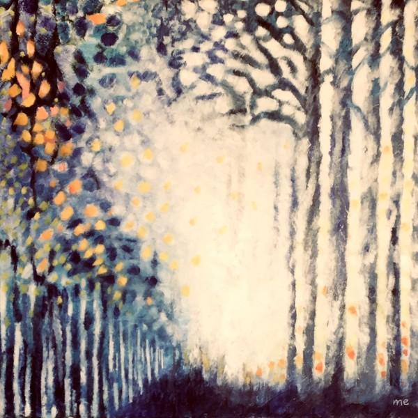 Specks of Colour Appear by Marianne Enhörning