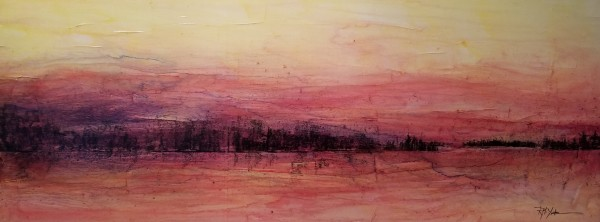 Sunset Ridge by Robert Yonke
