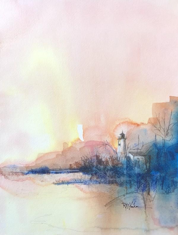 A Gulf Light by Robert Yonke