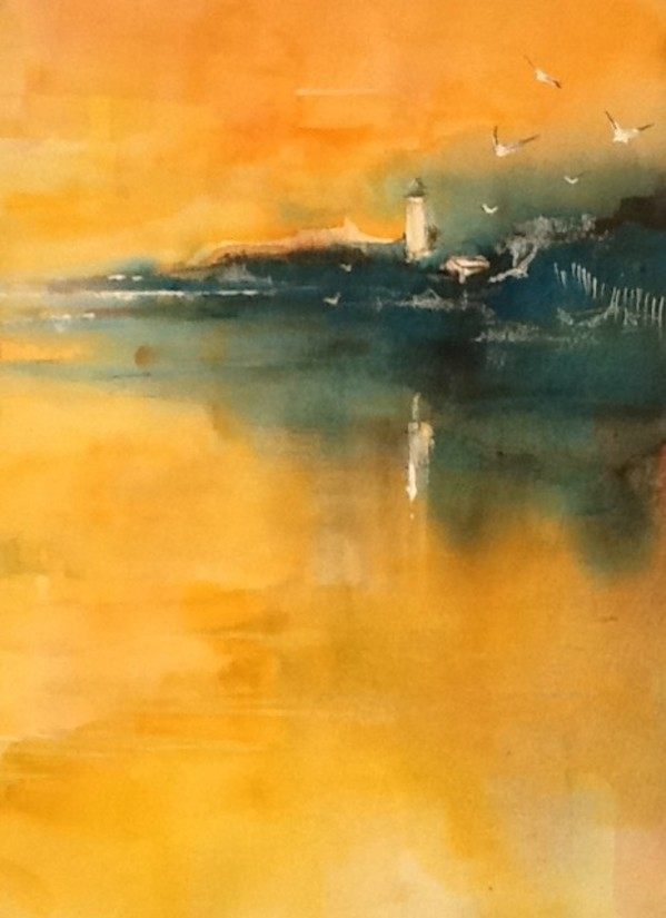 A Light Reflection by Robert Yonke
