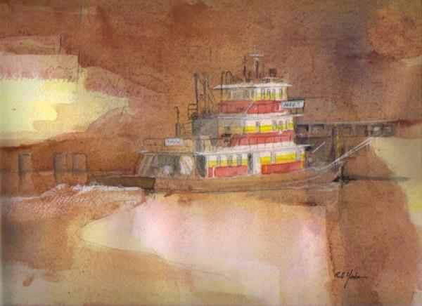 Anna S. by Robert Yonke