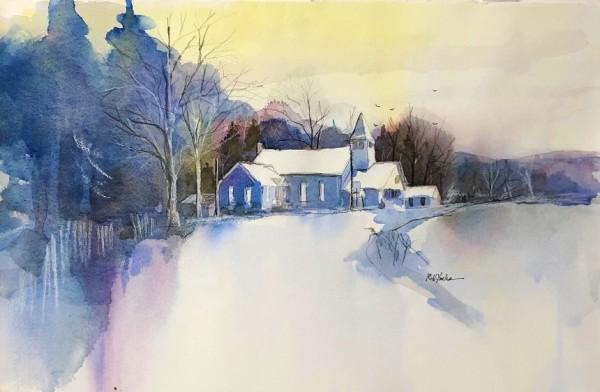 Asher Glade Church by Robert Yonke