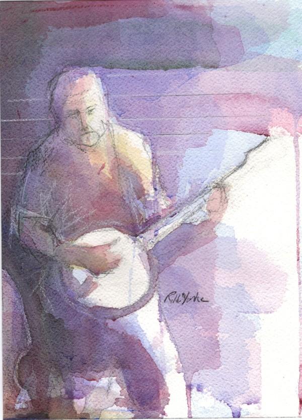 Banjo Jam   by Robert Yonke