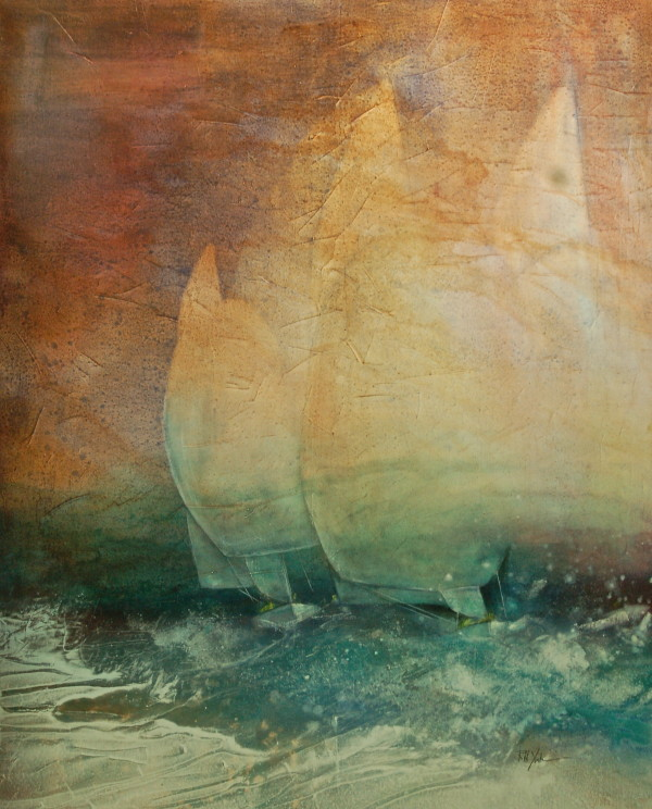 """Downwind Fantasy"" by Robert Yonke"