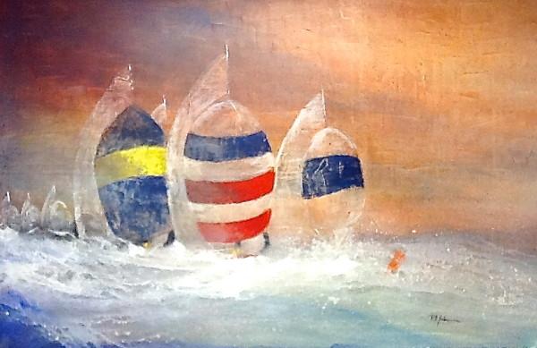 """Downwind"" by Robert Yonke"