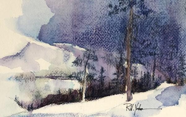 Lone Mountain by Robert Yonke