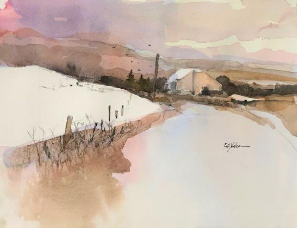 November Sunday by Robert Yonke