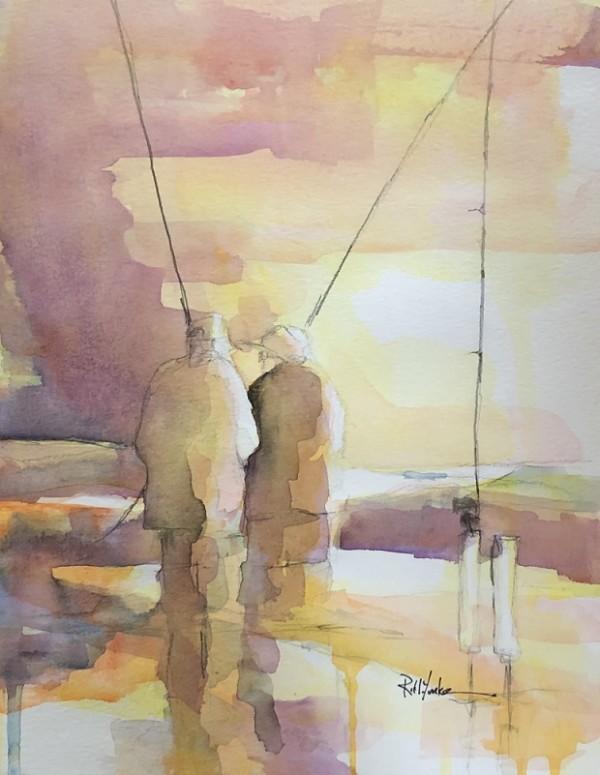 Three Rods by Robert Yonke