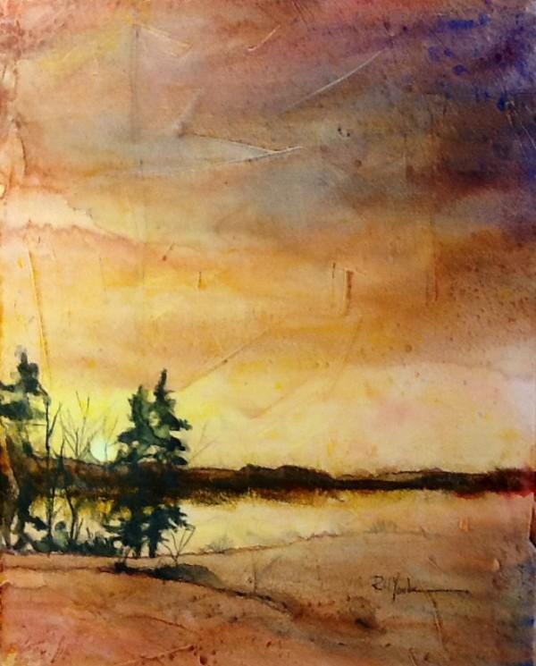 """Twilight Texture"" by Robert Yonke"