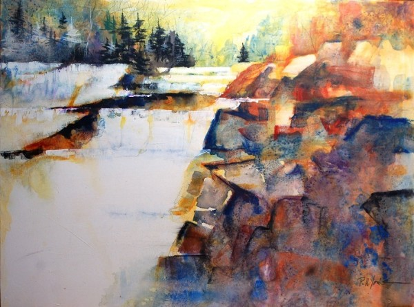 Winter Rush by Robert Yonke