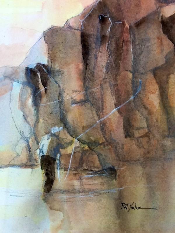 Working the Big Horn by Robert Yonke
